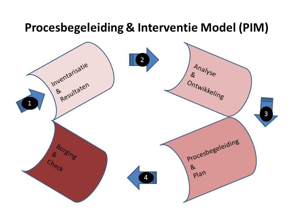 Procesbegeleiding & Interventie Model (PIM)