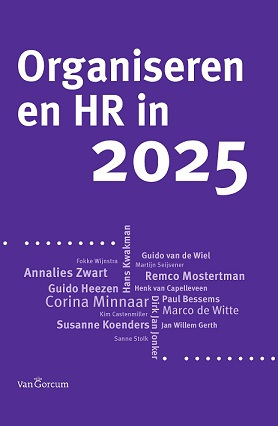 Organiseren en HR in 2025 boekbespreking